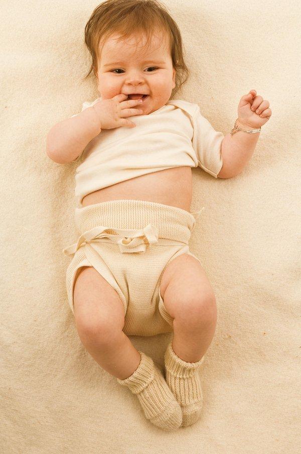 Disana woven diaper, pack 5 uni. 100% organic cotton