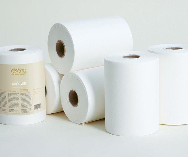 Disana Forro polar de papel, 100 hojas por rollo, hoja 36 x 16 cm.
