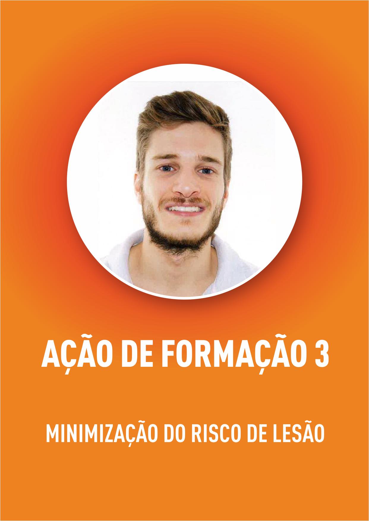 AFO 3 - MINIMIZAÇÃO DO RISCO DE LESÃO