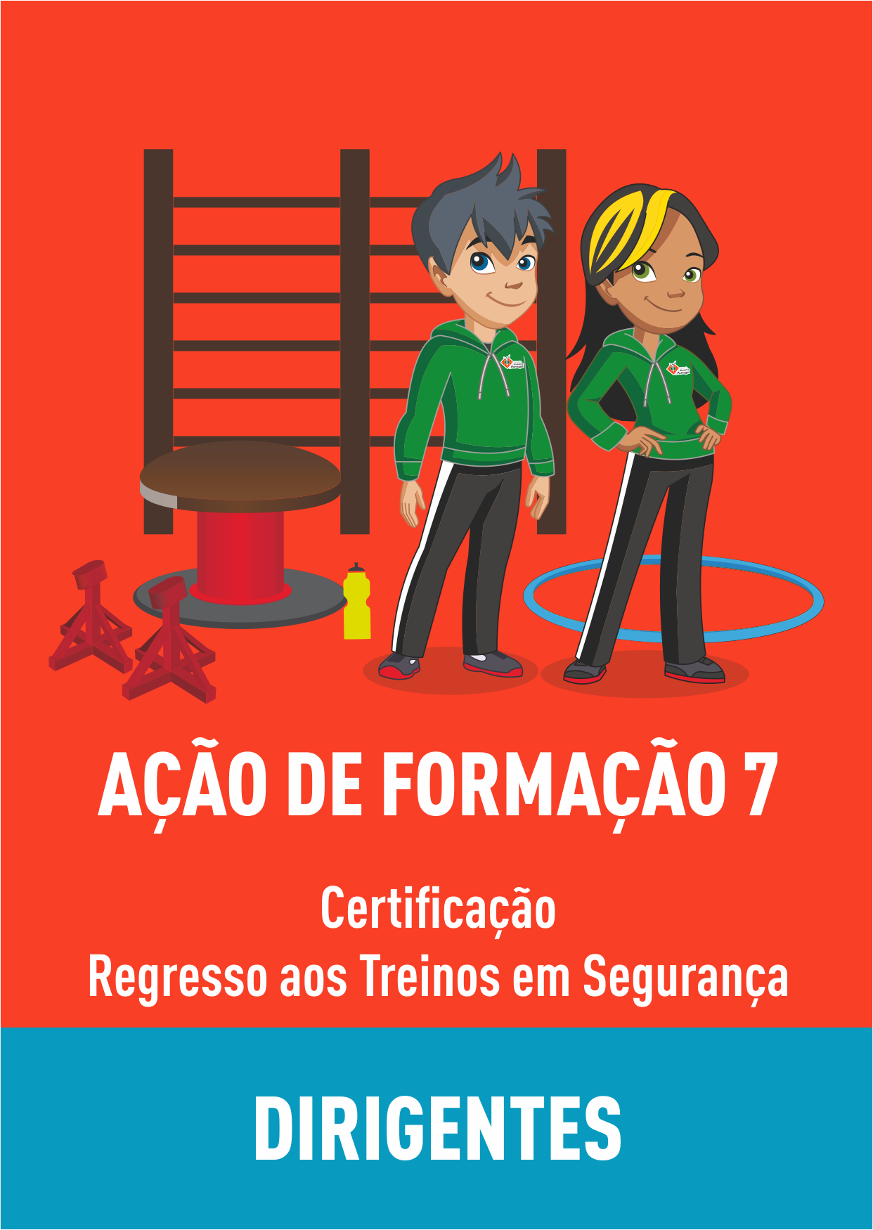 AFO 7 - CERTIFICAÇÃO REGRESSO AOS TREINOS EM SEGURANÇA – DIRIGENTES 2021