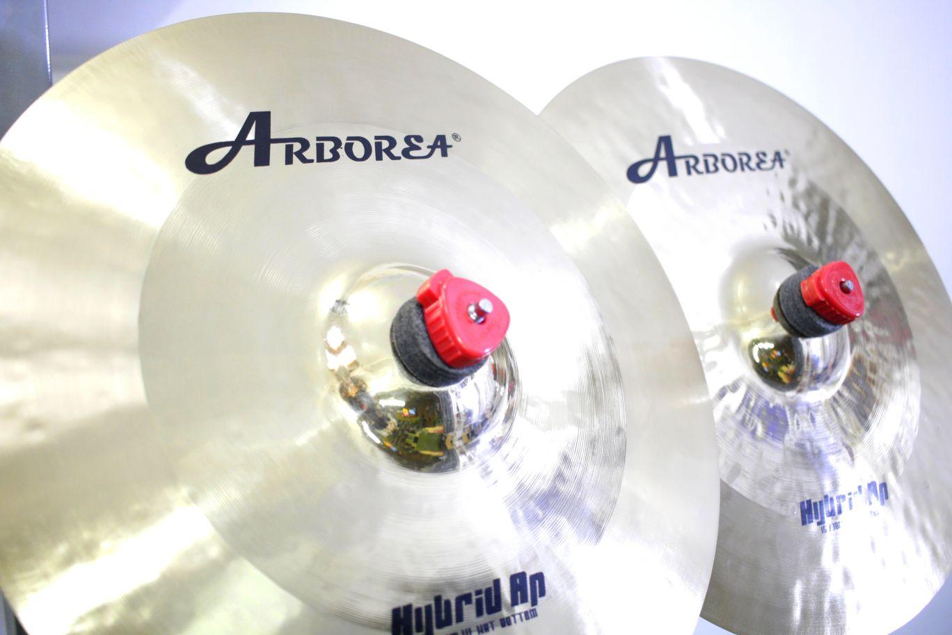 HI HAT 15 HYBRID AP ARBOREA