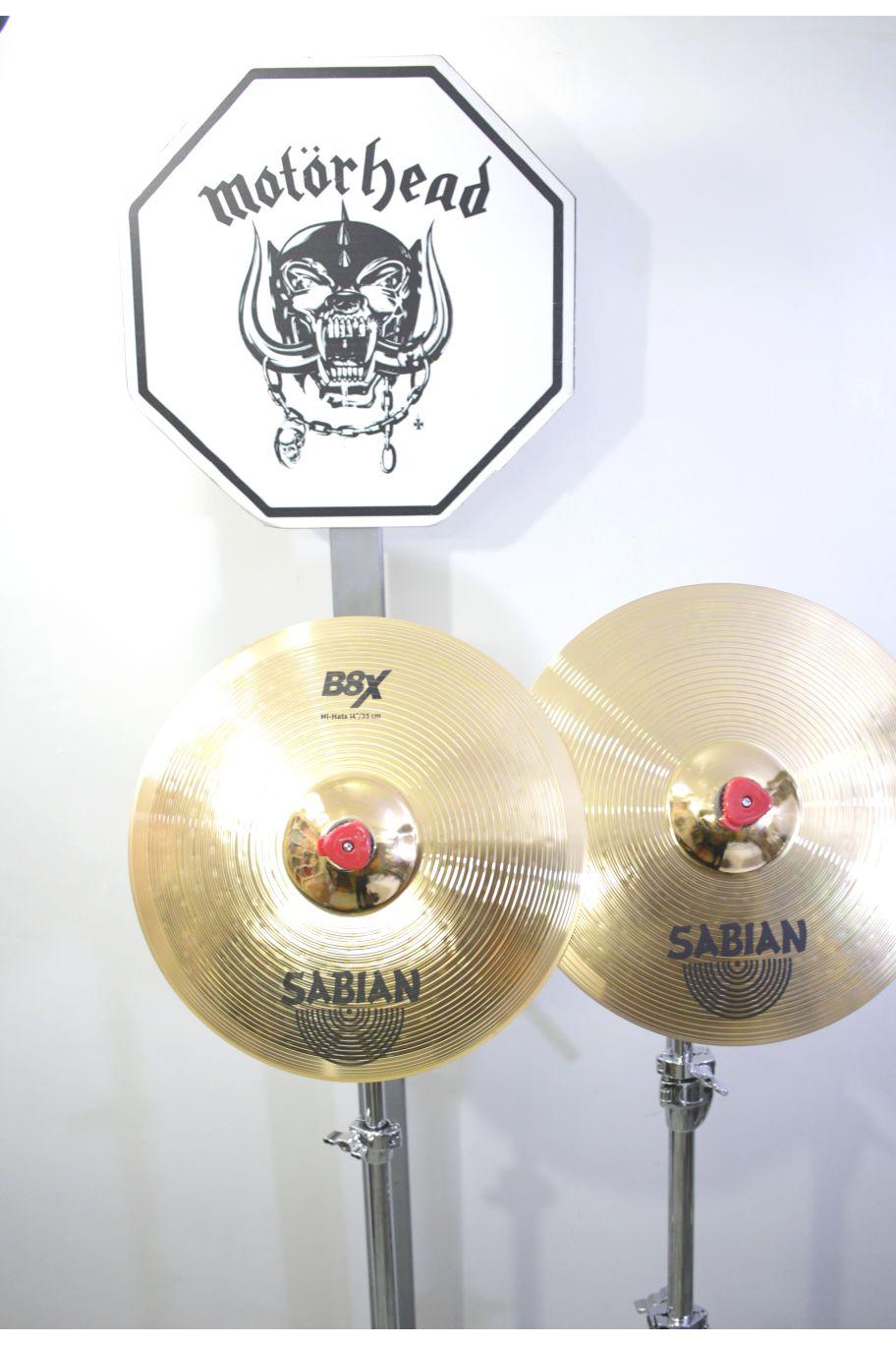 HI HAT 14 B8X SABIAN