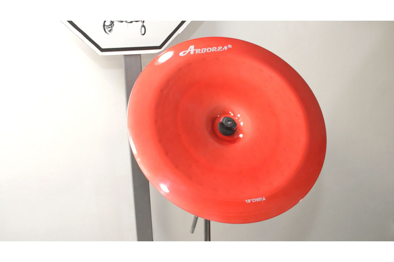 CHINA 18 RED B8 ARBOREA
