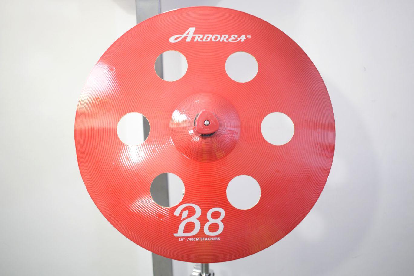 CRASH 16 OZONE B8 RED ARBOREA