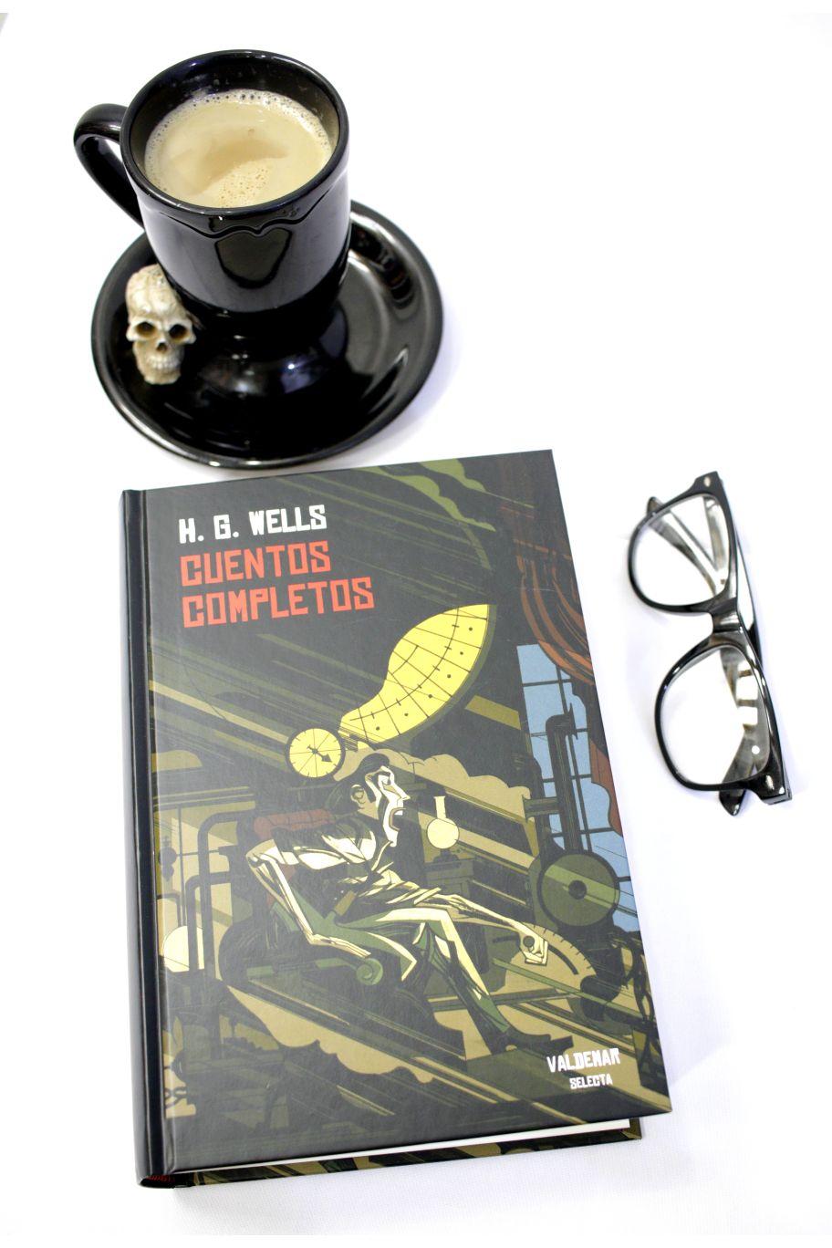CUENTOS COMPLETOS, N.B. WELLS