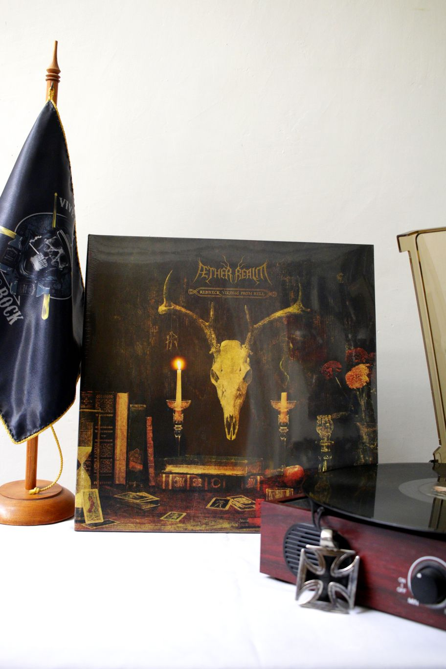 VINILO AETHER REALM REDNECK VIKINGS FROM HELL