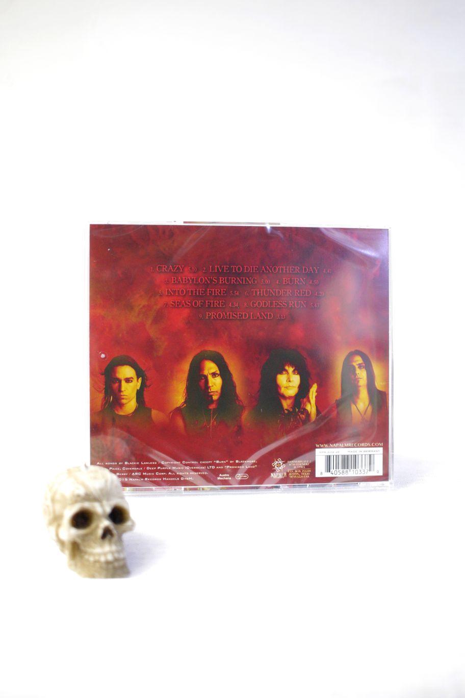 CD W.A.S.P BABYLON