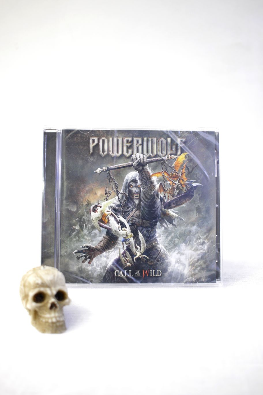 CD POWERWOLF CALL OF THE WILD