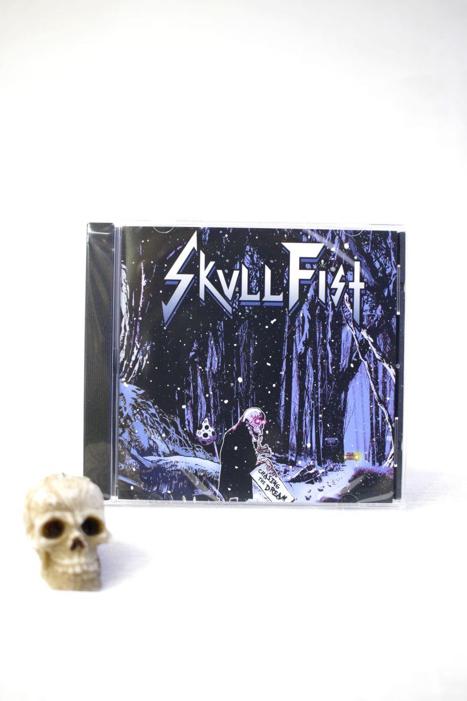 CD SKULL FIST CHASING THE DREAM
