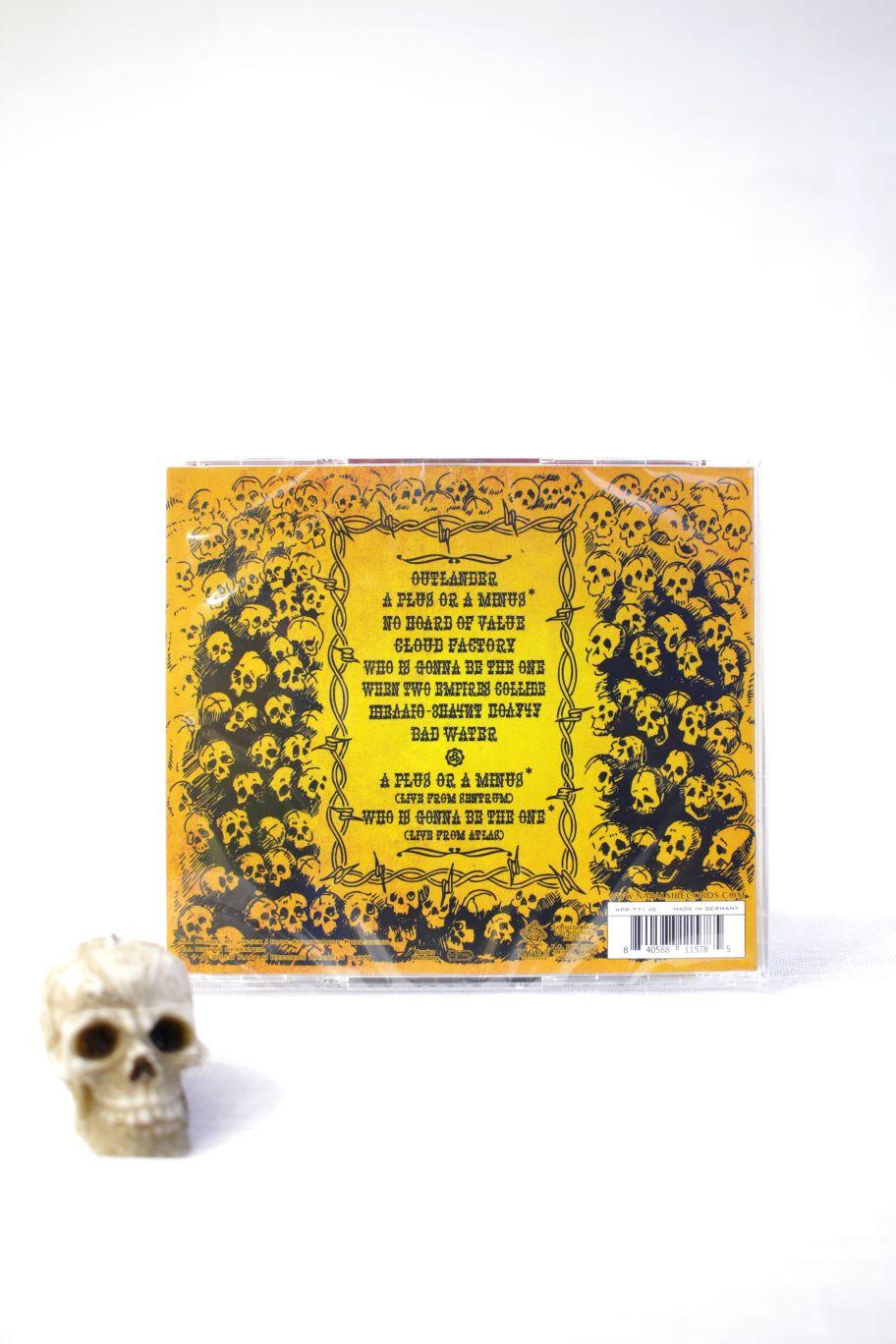 CD JINJER CLOUD FACTORY REISSUE