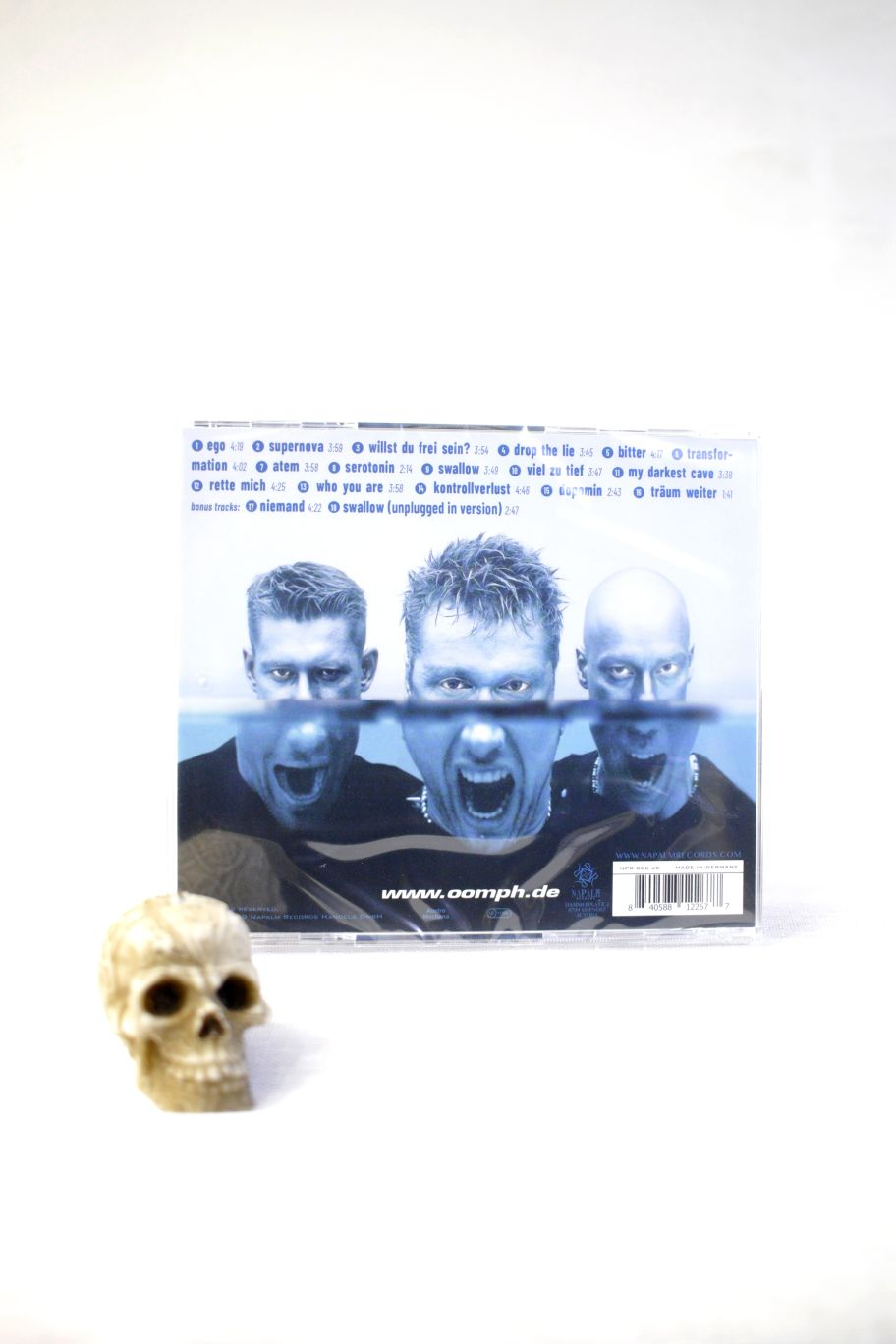 CD OOMPH! EGO