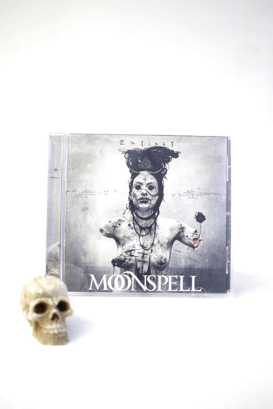 CD MOONSPELL EXTINCT