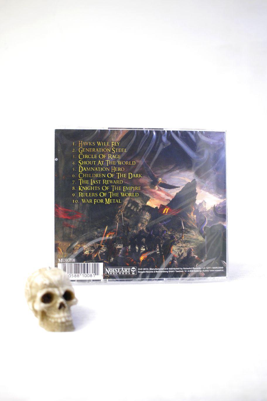 CD MAJESTY GENERATION STEEL