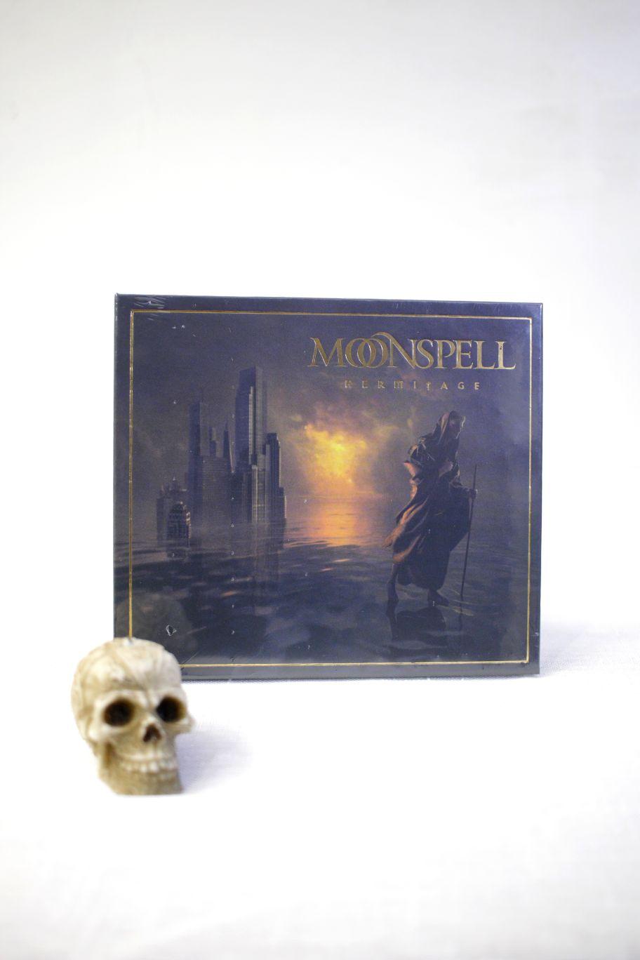CD MOONSPELL HERMITAGE BOOK