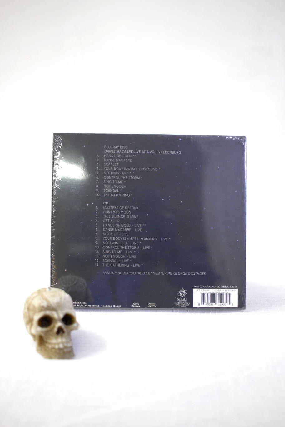 CD DELAIN HUNTER'S MOON