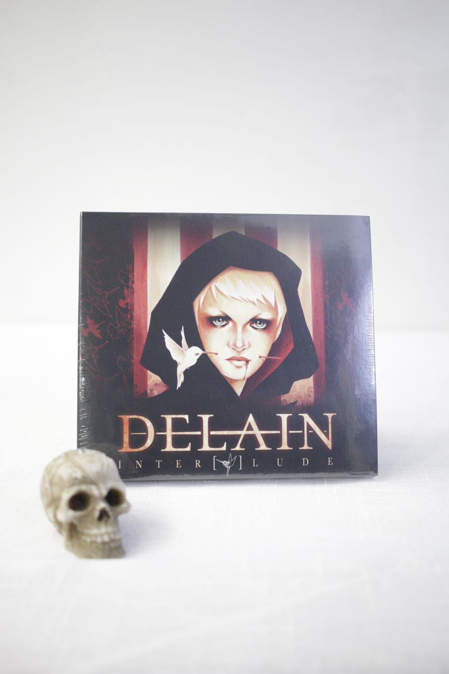 CD DELAIN INTERLUDE LTD CD + DVD