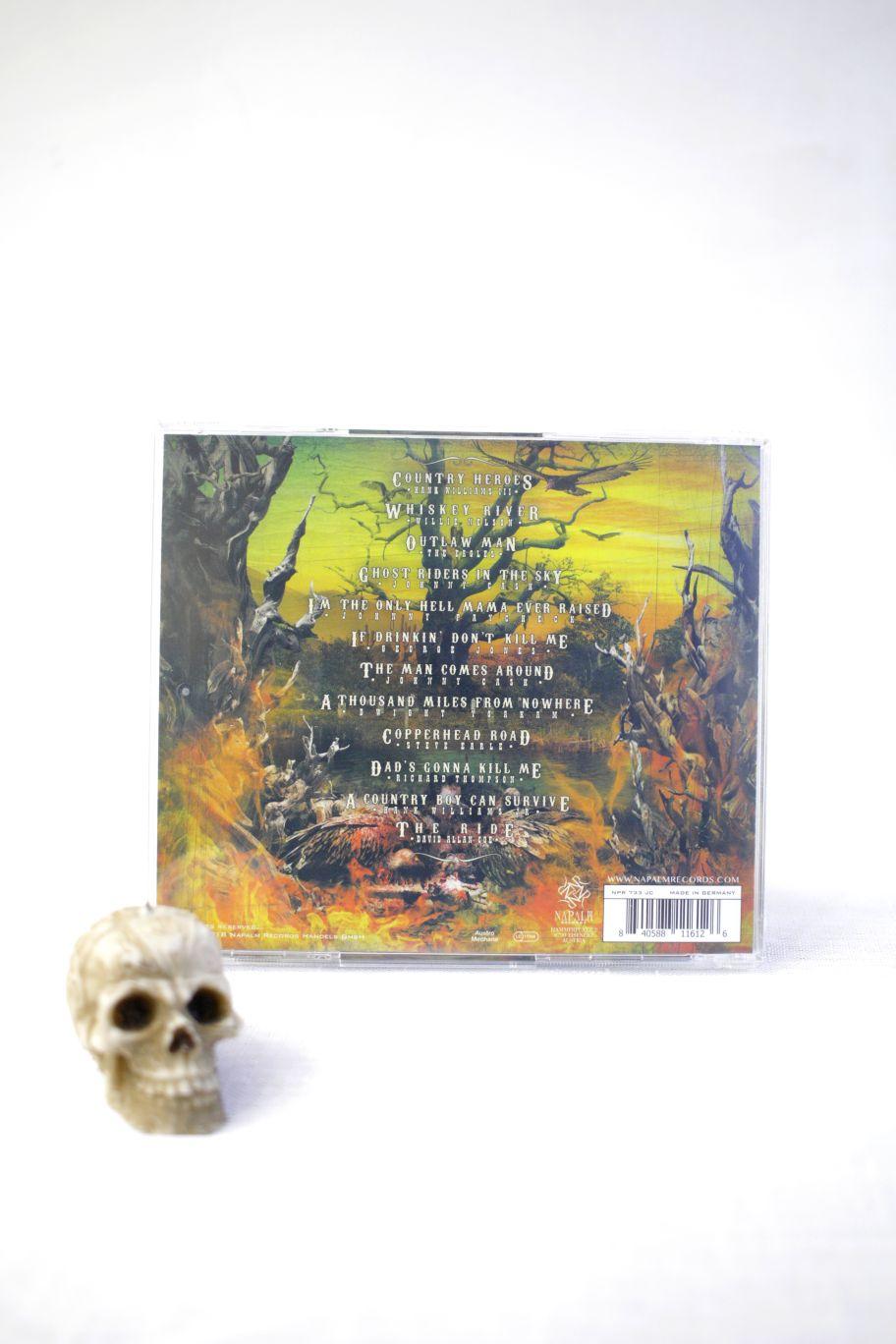CDS DEVILDRIVER OUTLAWS TILL THE END, VOL 1
