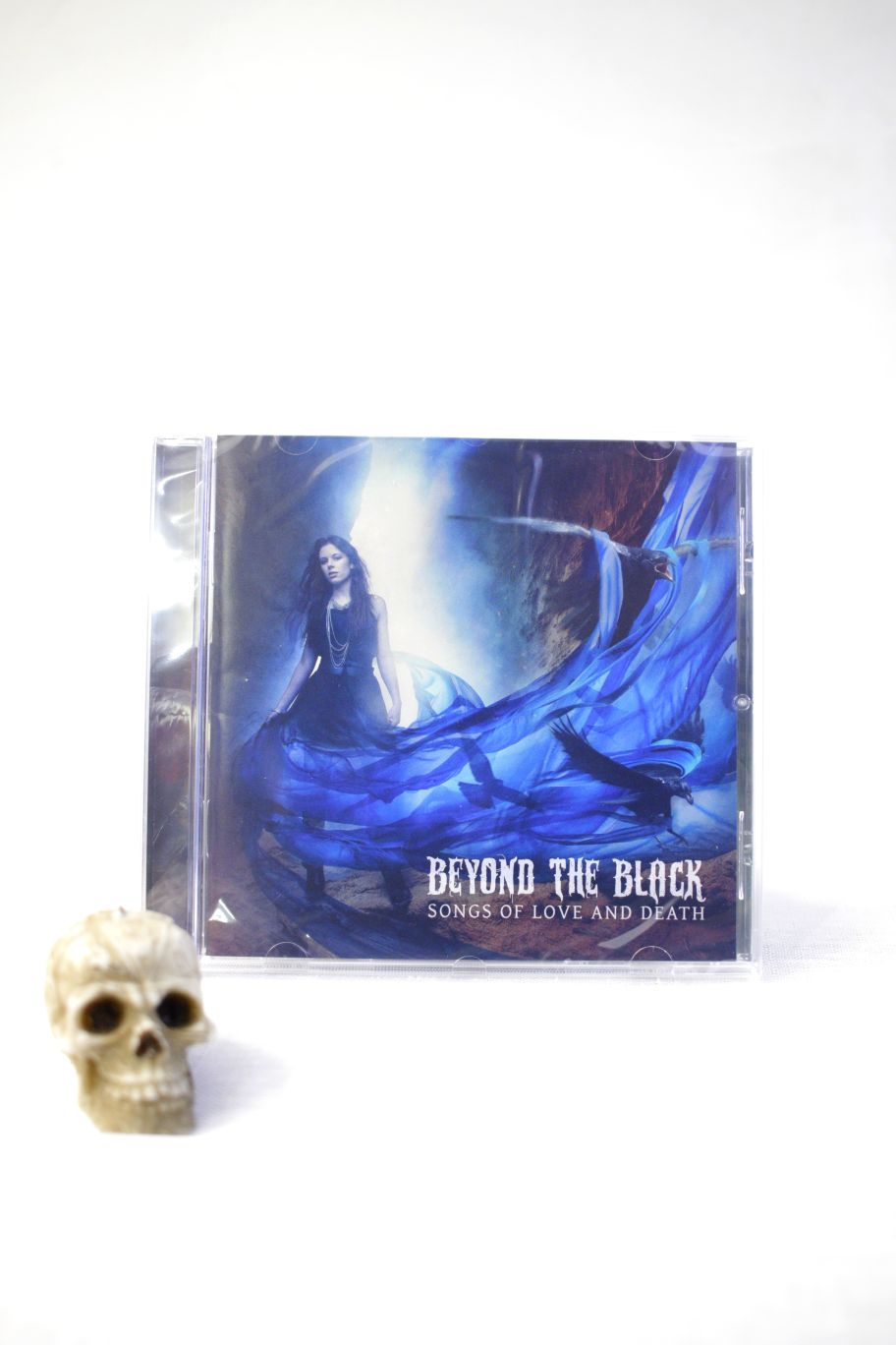 CD BEYOND THE BLACK SONGS OF LOVE AND DEATH