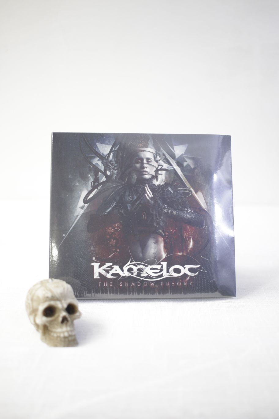 CD KAMELOT THE SHADOW THEORY BOOK