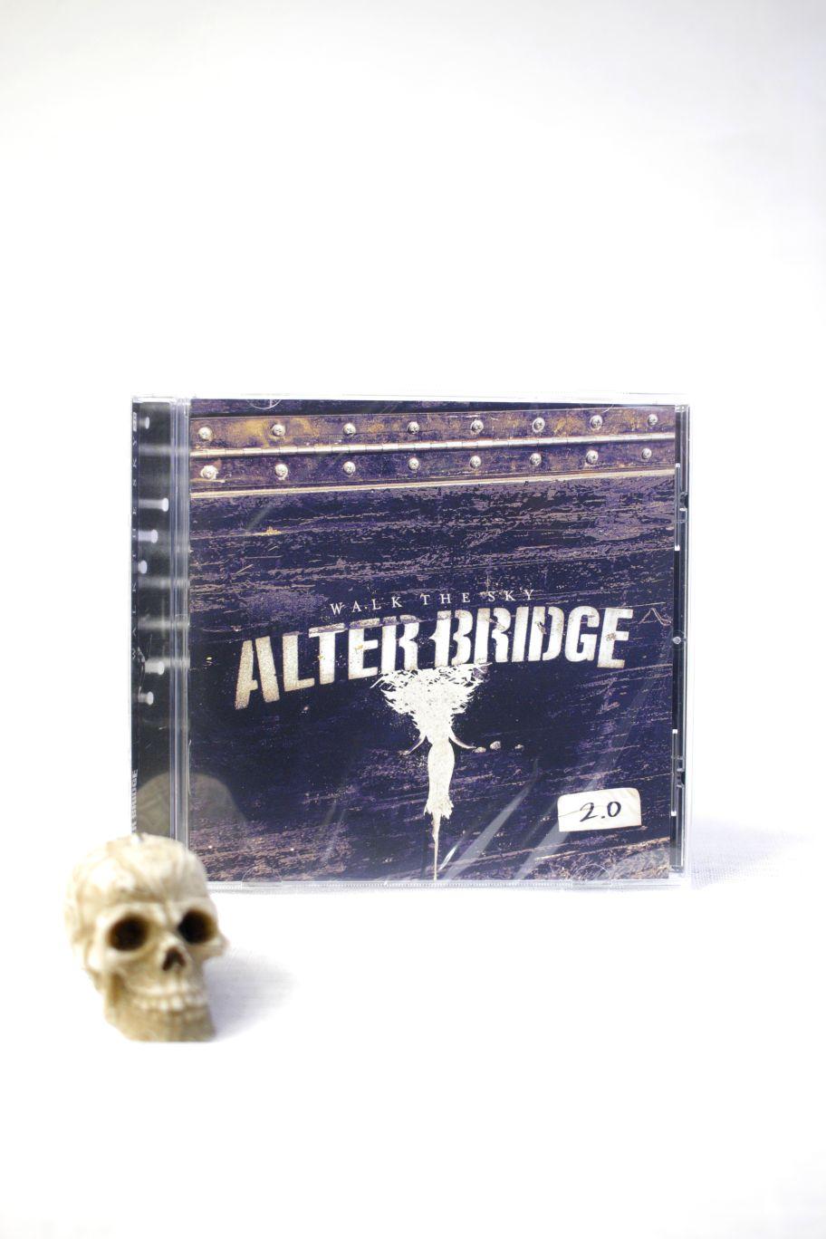 CD ALTER BRIDGE WALK THE SKY 2.0