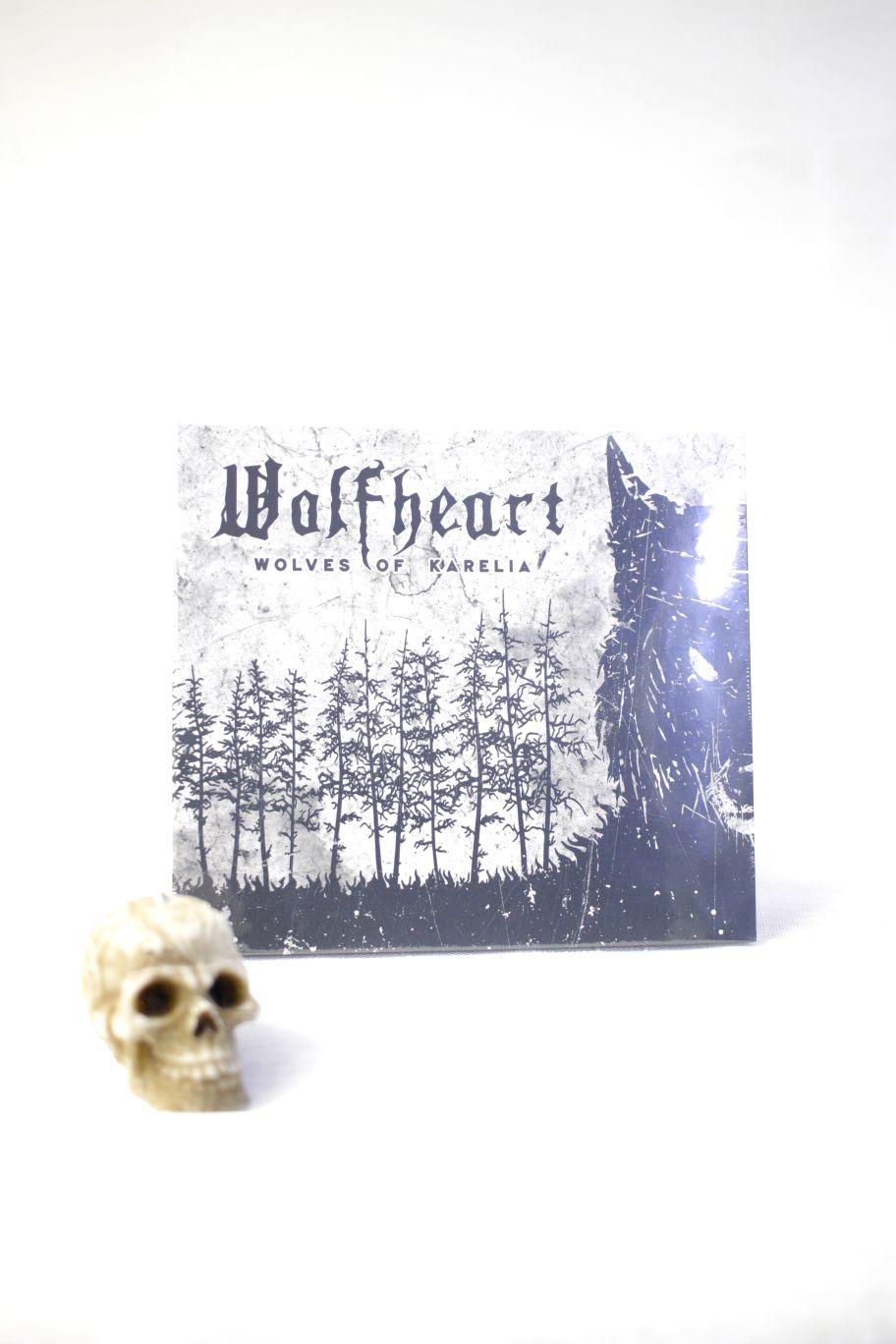 CD WOLFHEART WOLVES OF KARELIA