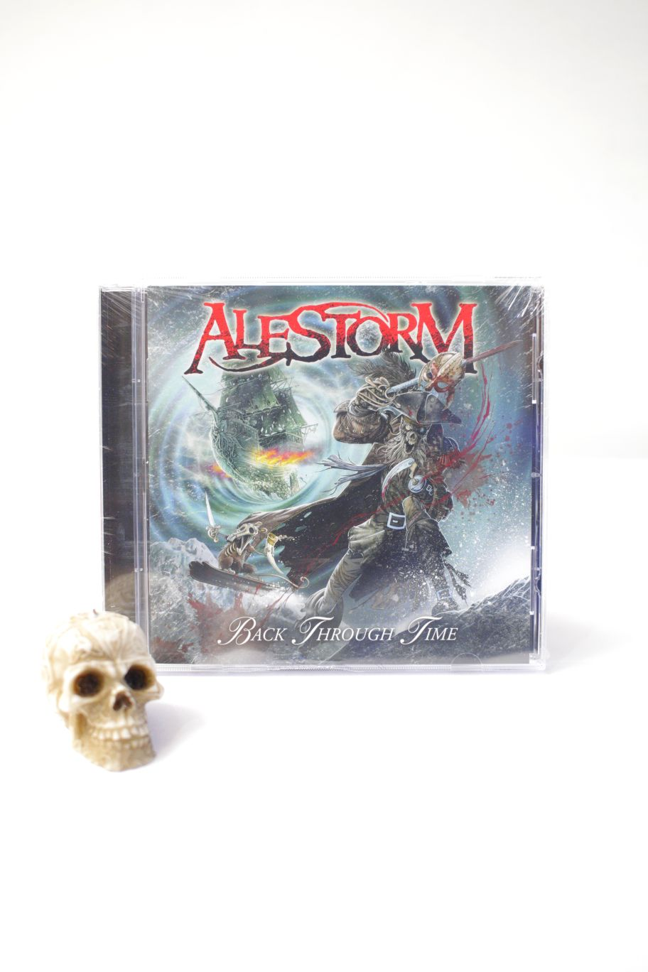 CD ALESTORM BACK THROUGH TIME