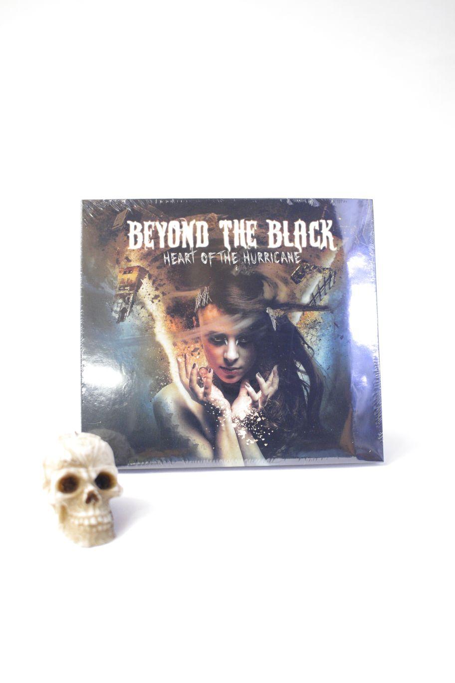 CD BEYOND THE BLACK HEART OF THE HURRICANE