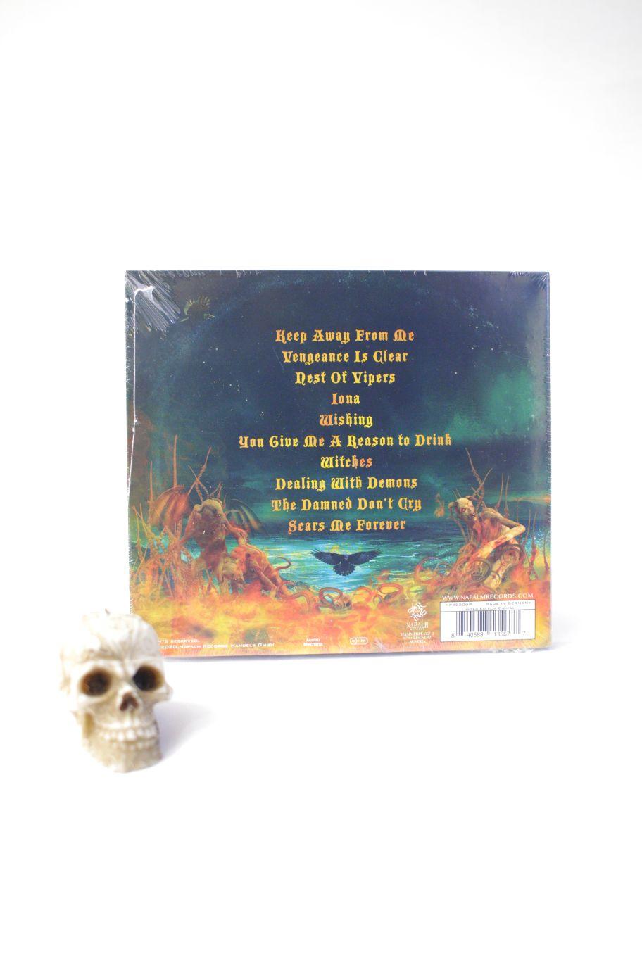 CD DEVILDRIVER DEALING WITH DEMONS I