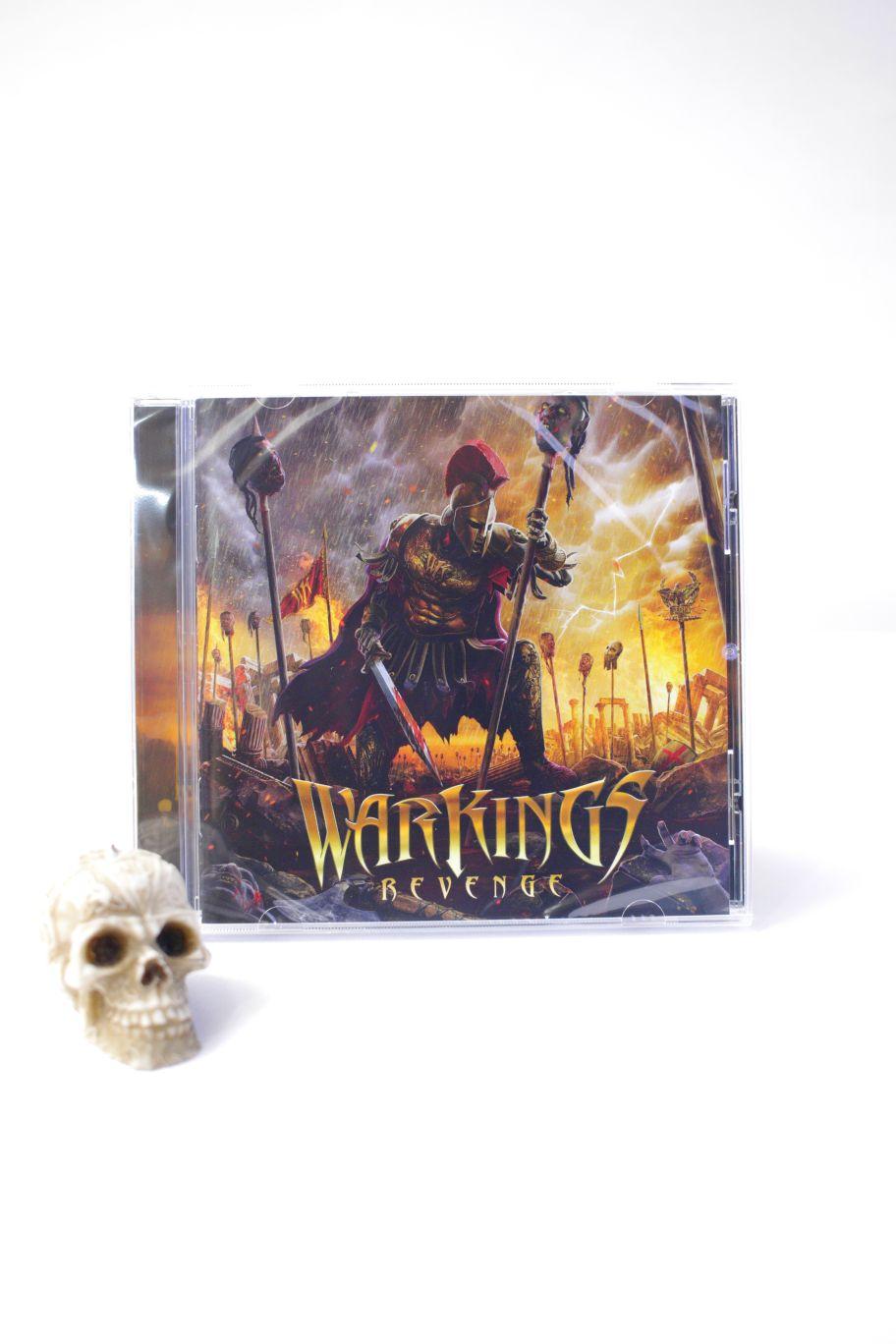 CD WARKINGS REVENGE