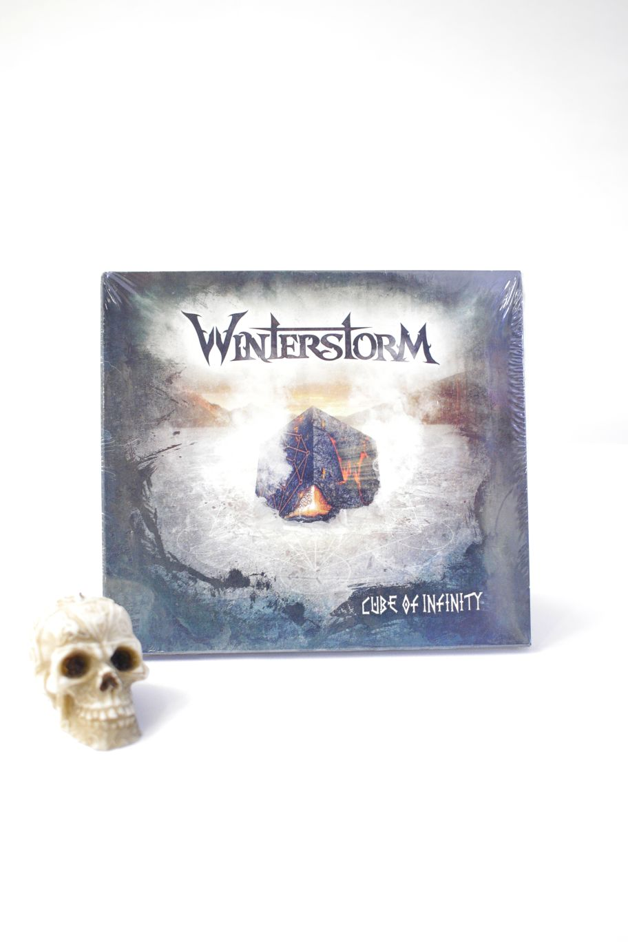 CD WINTERSTORM CUBE OF INFINITY