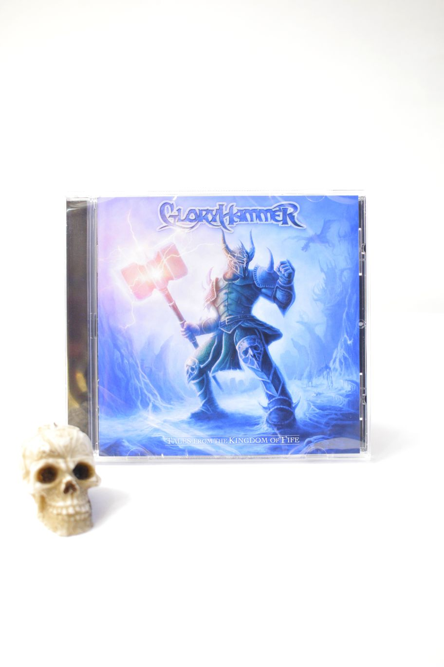 CD GLORYHAMMER TALES FROM THE KINGDOM OF FIFE