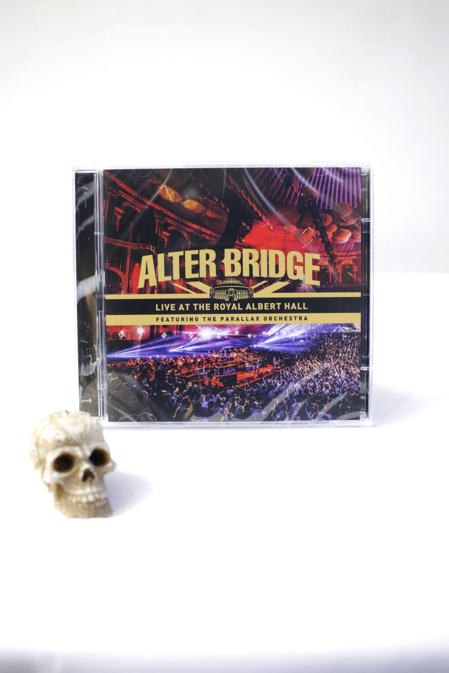 CD ALTER BRIDGE LIVE AT THE ROYAL ALBERT HALL FT THE PARRAL