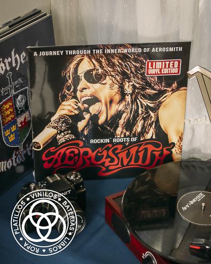 Vinilo Aerosmith Rockin Roots Of