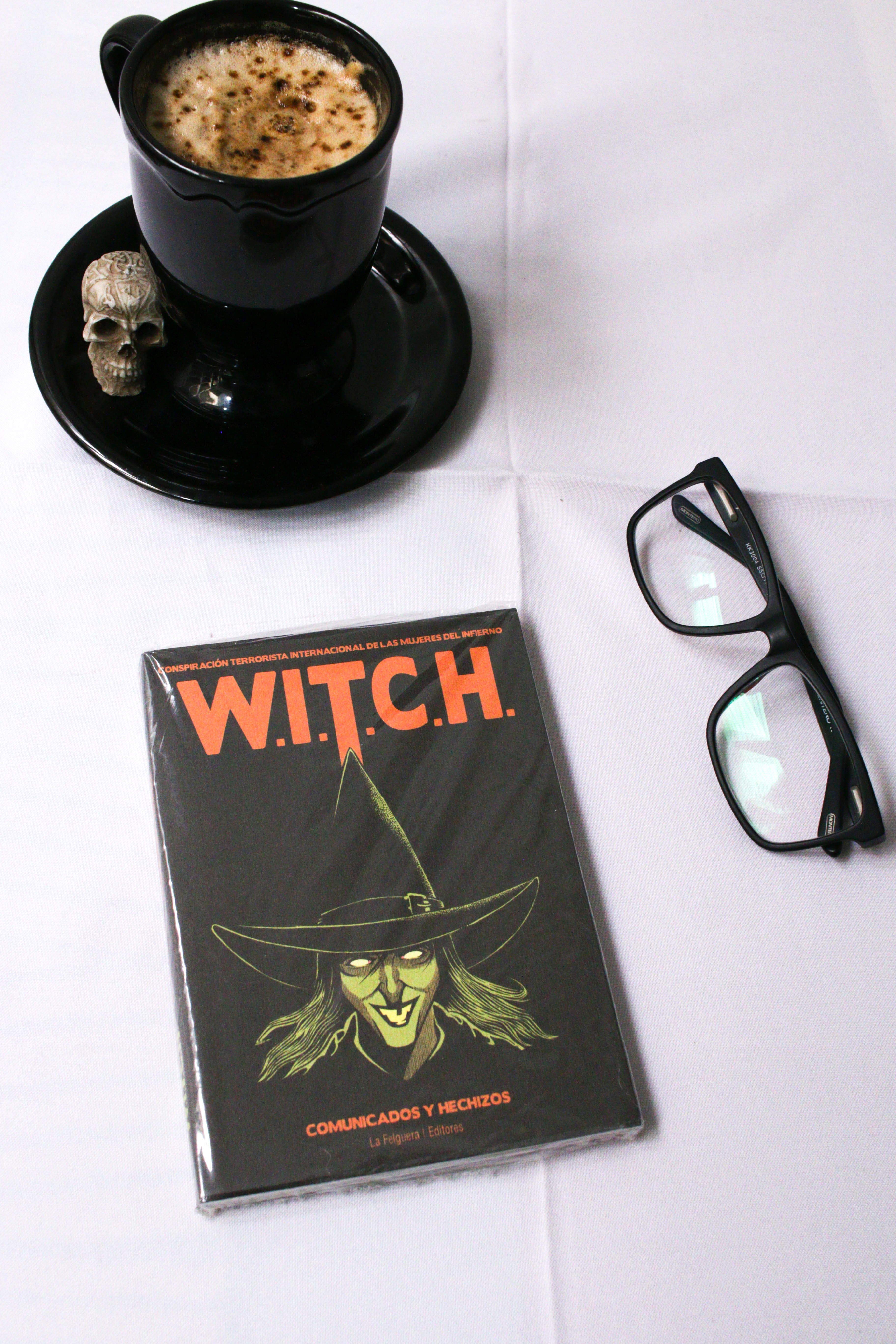 Witch Conspiración