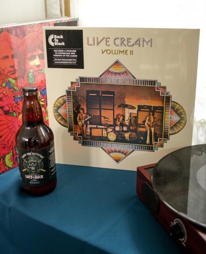 Cream Live Cream II
