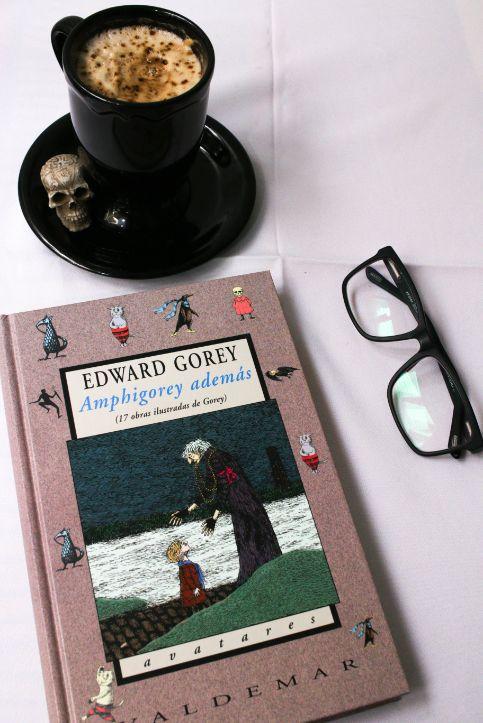 Amphigorey además: 17 obras ilustradas de Gorey