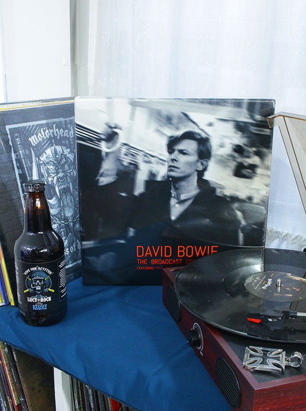 DAVID BOWIE THE BROADCAST COLLECTION BOX SET