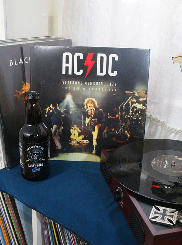 AC/DC VETERANS MEMORIAL 1978 THE OHIO BROADCAST (RED VINYL)