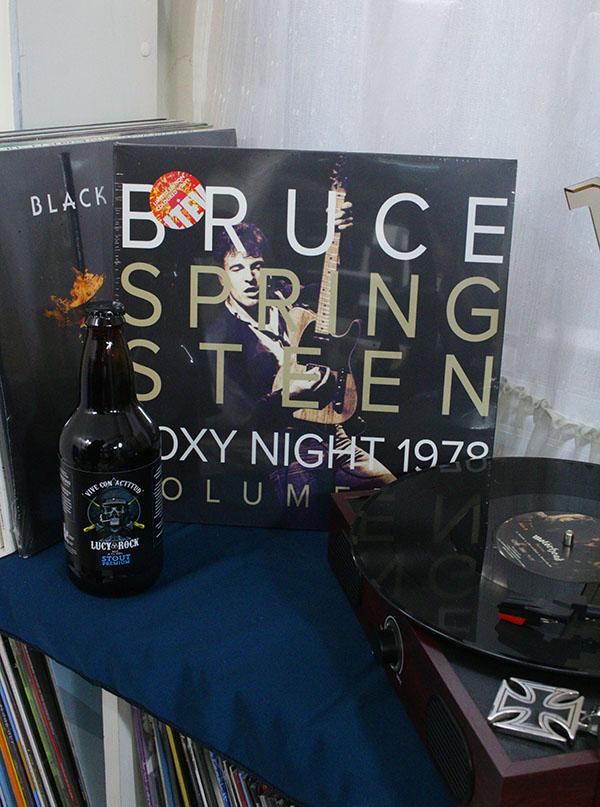 VINILO BRUCE SPRINGSTEEN ROXY NIGHT 1978 VOL. 2
