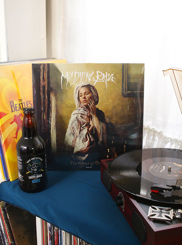 VINILO MY DYING BRIDE THE GHOST OF ORION