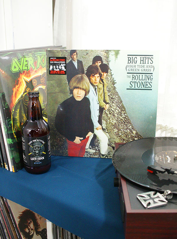 VINILO THE ROLLING STONES BIG HITS (HIGH TIDE AND GREEN GRASS)