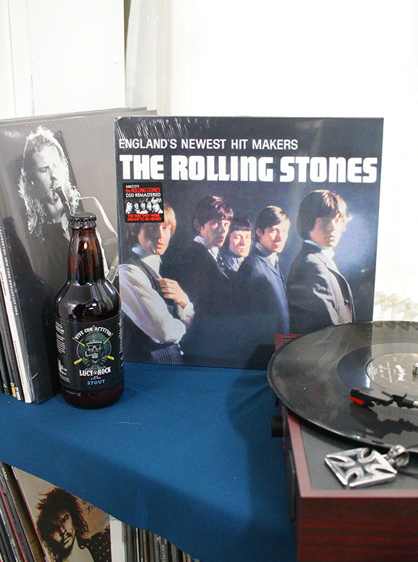 VINILO THE ROLLING STONES ENGLAND'S NEWEST HIT MAKERS