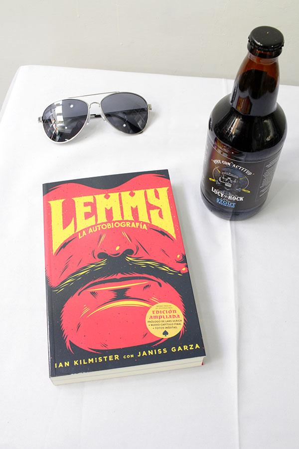 LIBRO LEMMY, LA AUTOBIOGRAFÍA