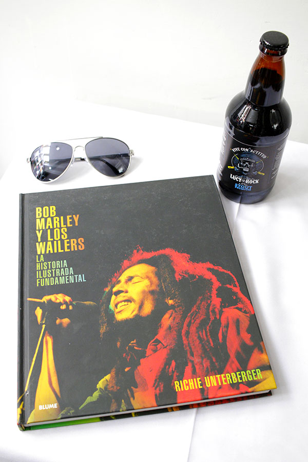 LIBRO BOB MARLEY Y LOS WAILERS