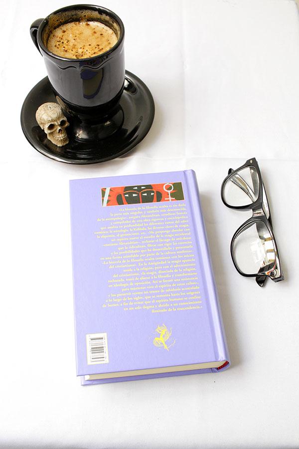 LIBRO HISTORIA DE LA FILOSOFÍA OCULTA