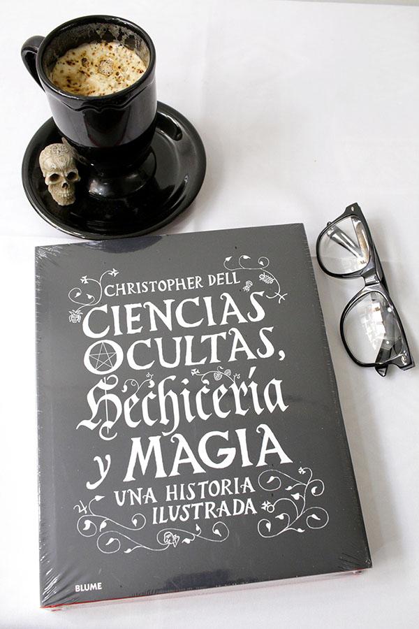 LIBRO CIENCIAS OCULTAS, HECHICERÍA Y MAGIA