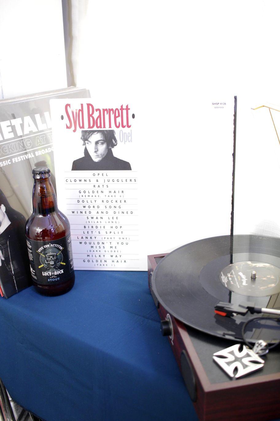 VINILO SYD BARRET OPEL (180GR)