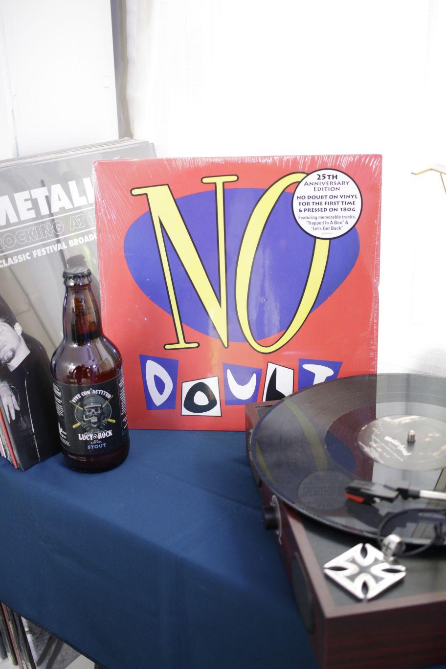 VINILO NO DOUBT HOMONIMO (LP)