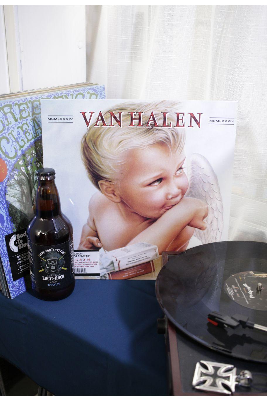 VINILO VAN HALEN 1984