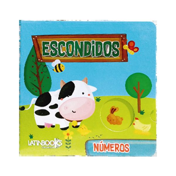 ESCONDIDOS - NÚMEROS